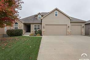 5615 Silverstone  Dr Lawrence, KS listing photo #1